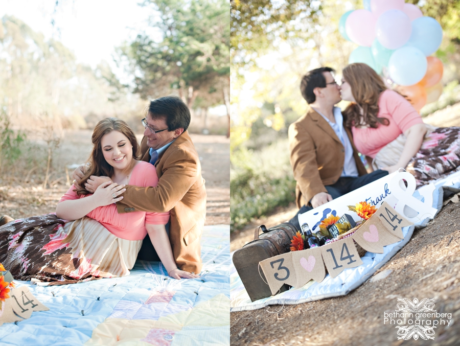 0002san diego wedding photographer Bethann Greenberg photography poway lake up themed shoot