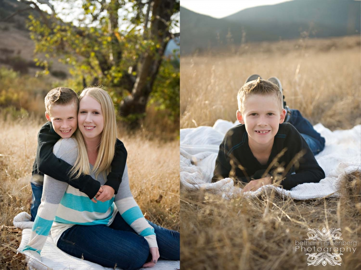 Mother/Son Session… » Bethann Greenberg Photography